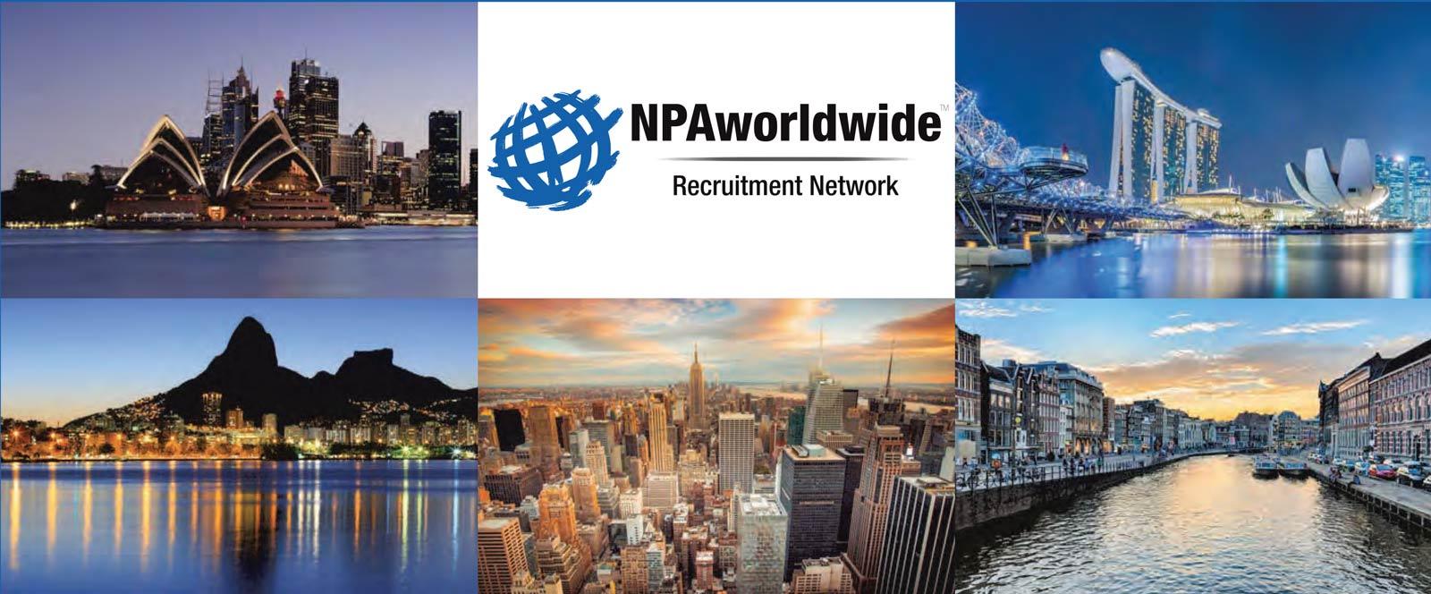 NPA Worldwide Collage